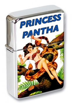 Princess Pantha No. 2 Flip Top Lighter