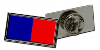 Paris (France) Flag Pin Badge