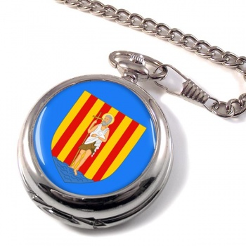 Perpignan (France) Pocket Watch