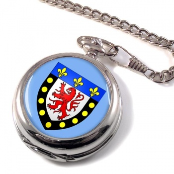 Poitiers (France) Pocket Watch