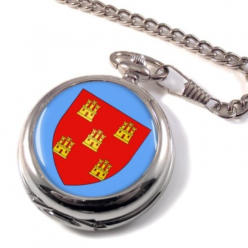 Poitou-Charentes (France) Pocket Watch