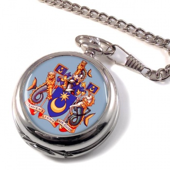 Portsmouth (England) Pocket Watch