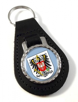 Posen (Germany) Leather Key Fob