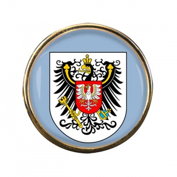 Posen (Germany) Round Pin Badge