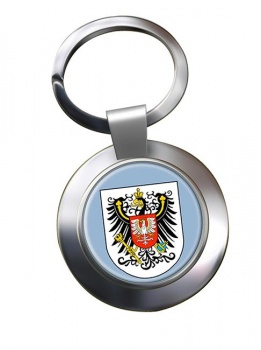 Posen (Germany) Metal Key Ring