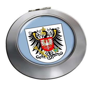Posen (Germany) Round Mirror