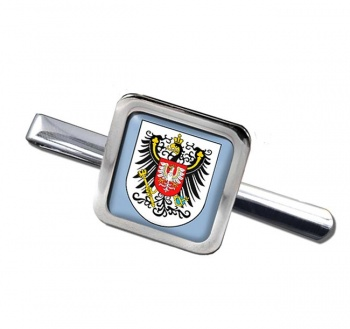 Posen (Germany) Square Tie Clip
