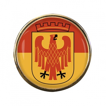 Potsdam (Germany) Round Pin Badge