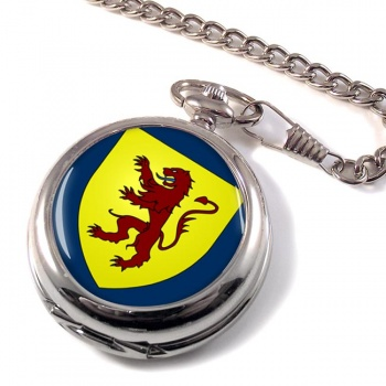 Powys (Wales) Pocket Watch