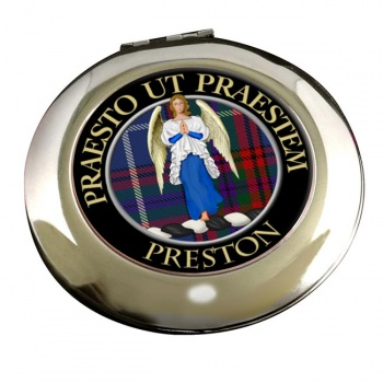 Preston Scottish Clan Chrome Mirror