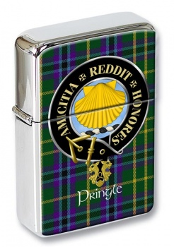 Pringle Scottish Clan Flip Top Lighter
