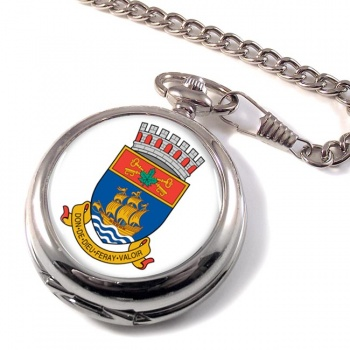 Quebec City (Canada) Pocket Watch