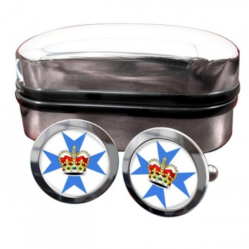 Queensland, Australia Crest Cufflinks