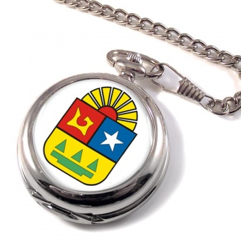 Quintana Roo (Mexico) Pocket Watch