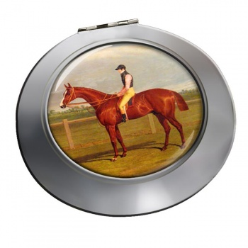 Racehorse by Herring Chrome Mirror