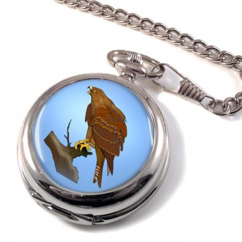 Red Kite Pocket Watch