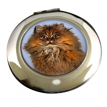Red Persian Cat Mirror