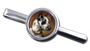 Deutsche Dogge by Carl Reichert Tie Clip