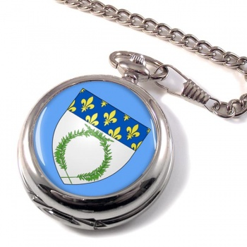 Reims (France) Pocket Watch