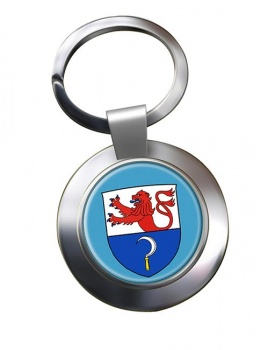 Remscheid (Germany) Metal Key Ring