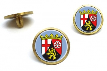 Rheinland (Germany) Golf Ball Marker