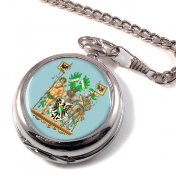 Rheinland(Germany) Pocket Watch