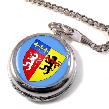 Rhône (France) Pocket Watch