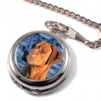 Rhodesian Ridgeback Pocket Watch
