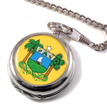 Rio Grande do Norte (Brasil) Pocket Watch
