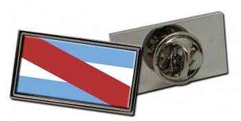 Argentine Entre Rios Flag Pin Badge