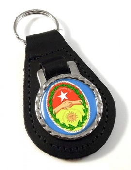 Argentine Entre Rios Leather Key Fob