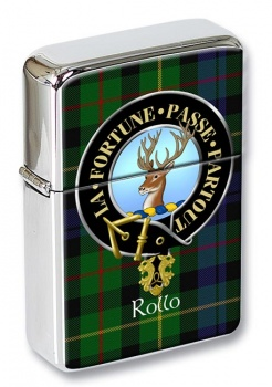Rollo Scottish Clan Flip Top Lighter