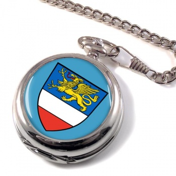 Rostock (Germany) Pocket Watch