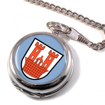Rothenburg ob der Tauber (Germany) Pocket Watch