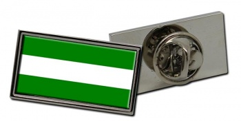 Rotterdam (Netherlands) Flag Pin Badge