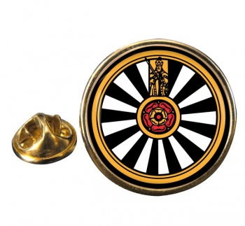 Round Table Round Pin Badge