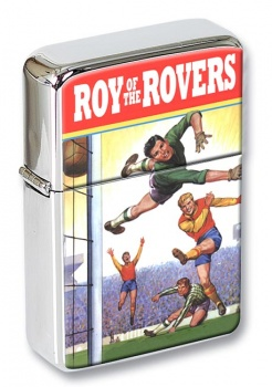 Roy of the Rovers Flip Top Lighter