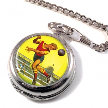 Roy of the Rovers Pocket Watch