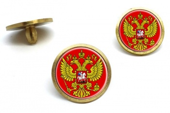 Russian Coat of arms Golf Ball Marker