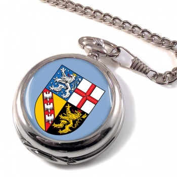 Saarland (Germany) Pocket Watch