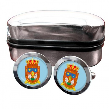 Zacatecas (Mexico) Crest Cufflinks