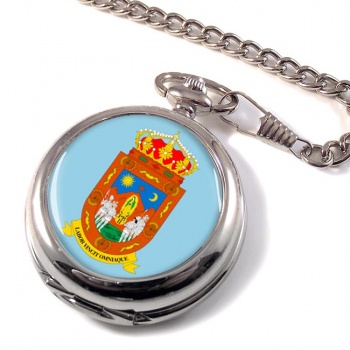 Zacatecas (Mexico) Pocket Watch
