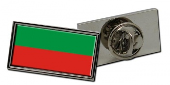 Sac and Fox Nation (Tribe) Flag Pin Badge