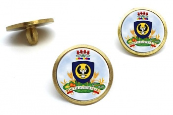 South Australia Coat of Arms  Golf Ball Marker
