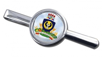 South Australia Coat of Arms  Round Tie Clip
