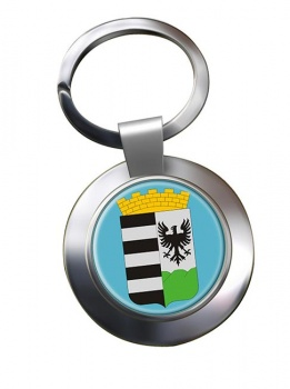 Salgotarjan Metal Key Ring