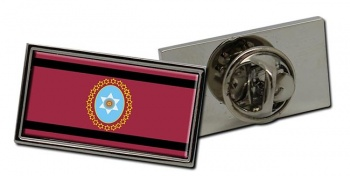 Argentine Salta Flag Pin Badge