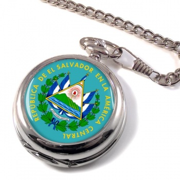 El Salvador Pocket Watch