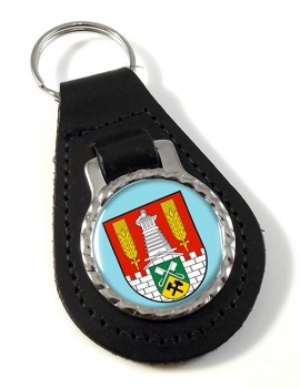 Salzgitter (Germany) Leather Key Fob