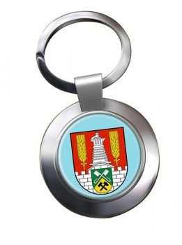 Salzgitter (Germany) Metal Key Ring